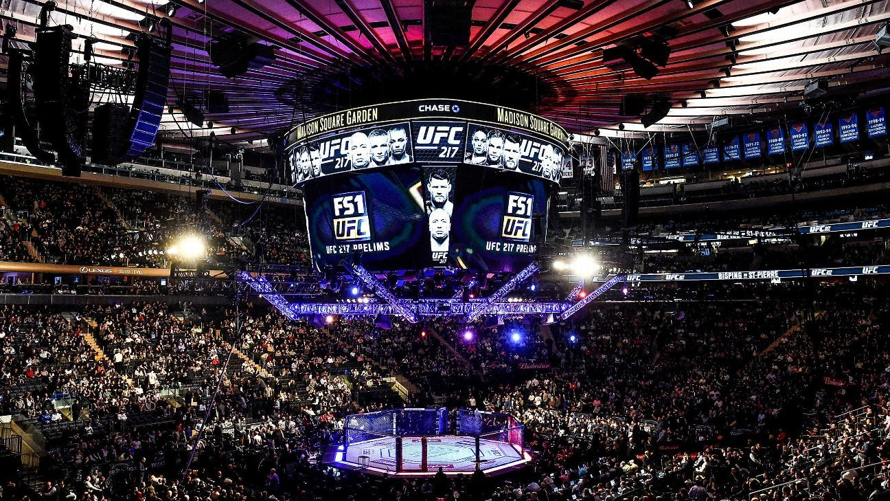Madison Square Garden: What It Means To Fight At Madison Square Garden