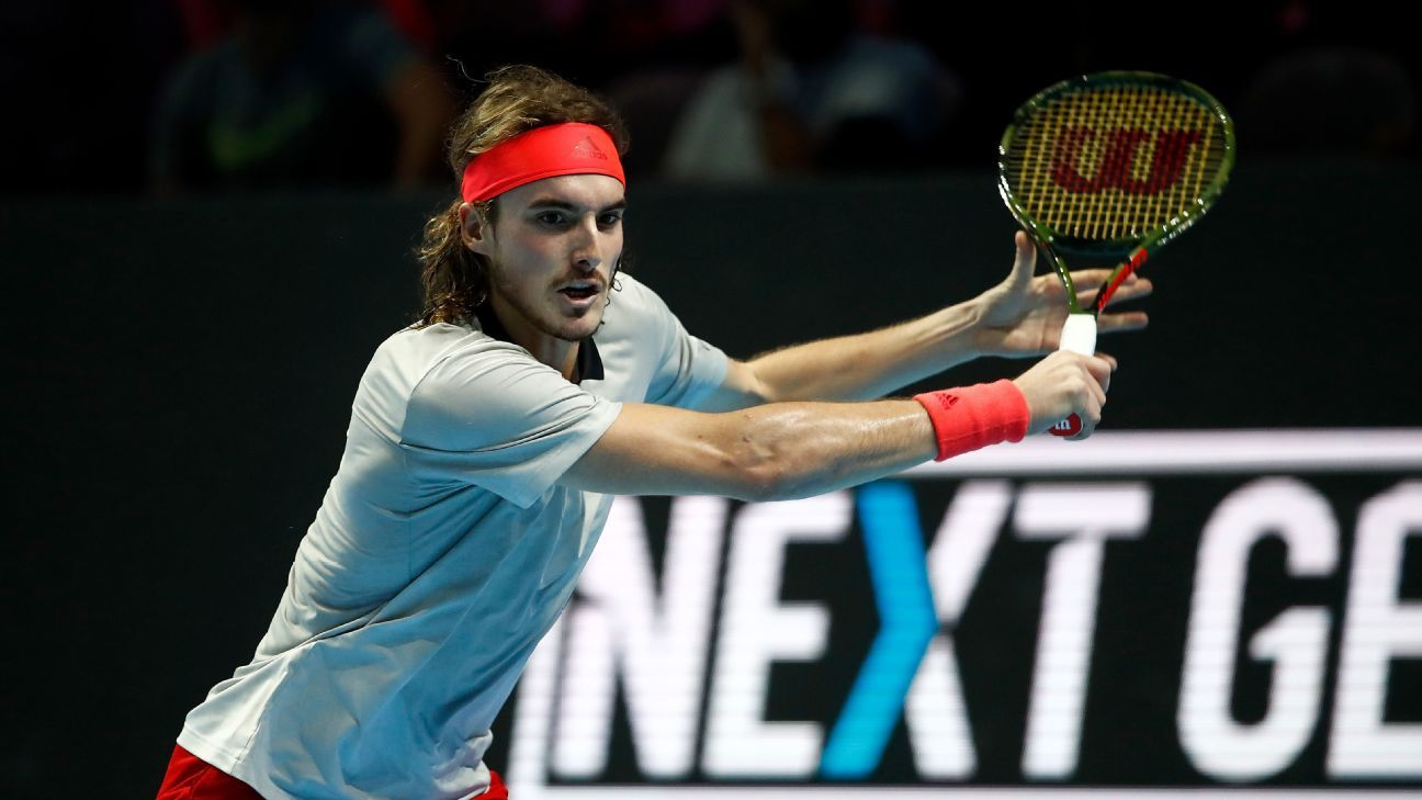 Serena Williams Coach Expects Big Things From Stefanos Tsitsipas And So Should You
