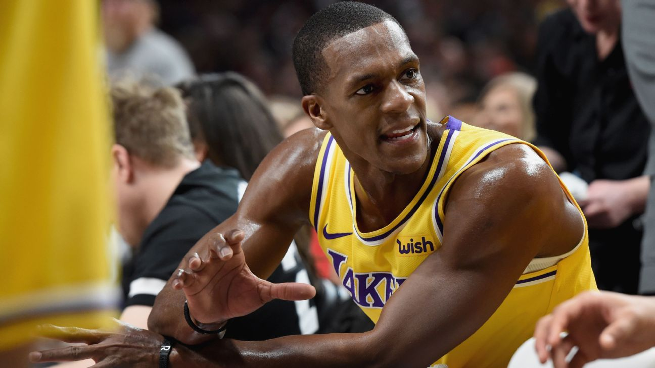 30def6abab3 Inside the mentality of Lakers point guard Rajon Rondo