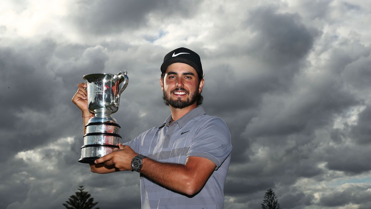 Abraham Ancer claims historic Australian Open win