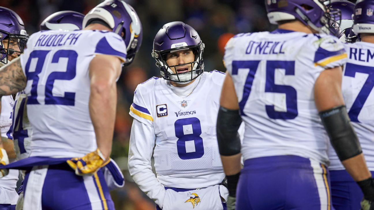 Lack of offensive identity led to Vikings' demise