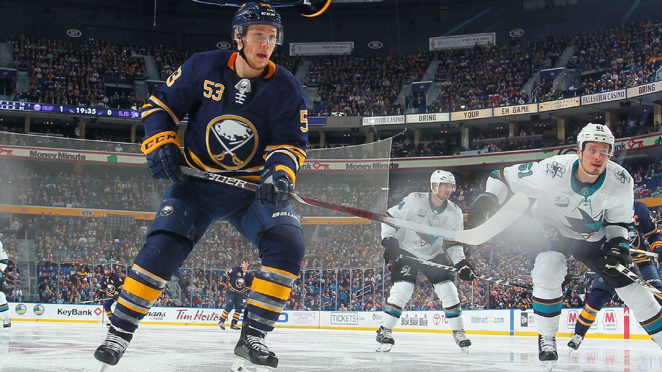 f4fab2a0e Jeff Skinner on Sabres  success