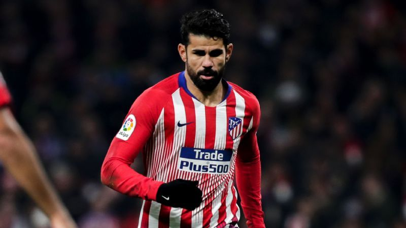 Atleti 'warrior' Costa, Morata compatible