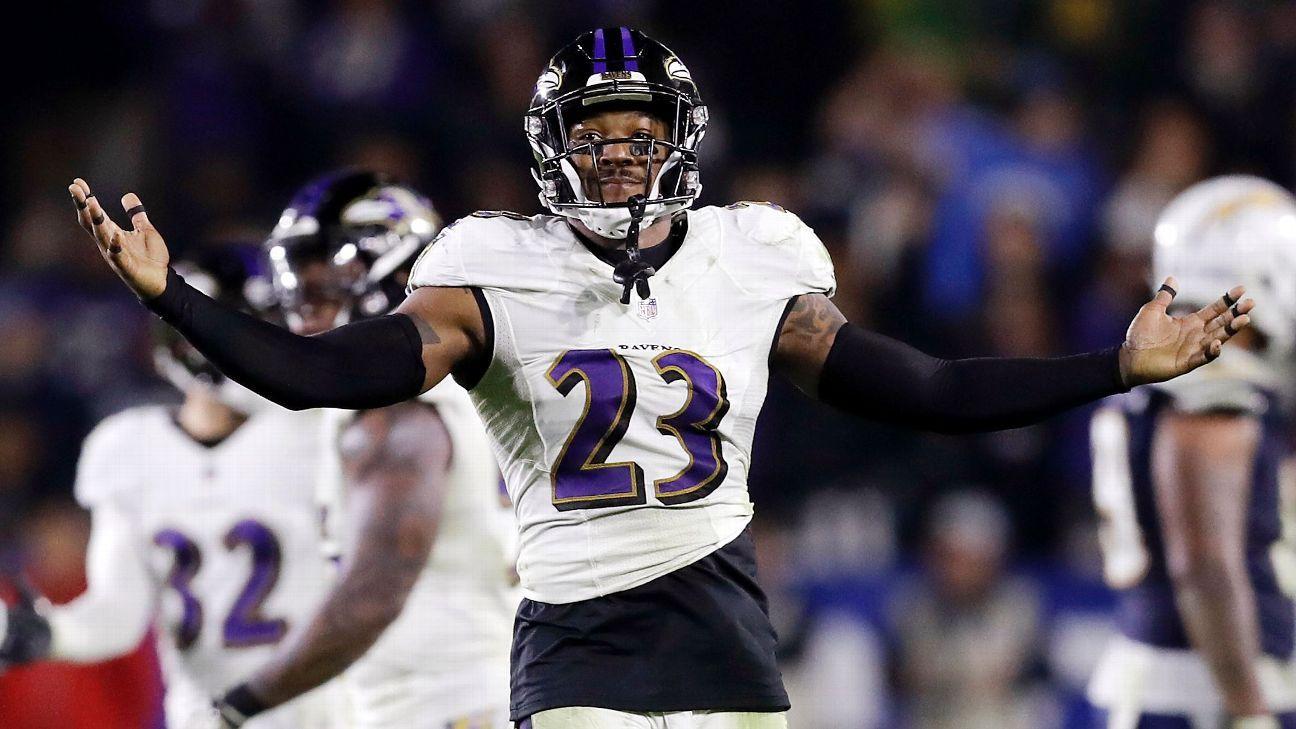 Ravens' Jefferson downplays Browns' new hype