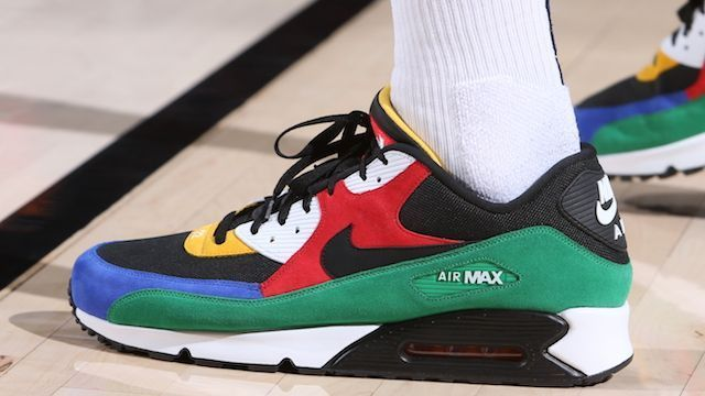 super cute cd62b 64b26 Which player had the best sneakers of Week 10 in the NBA