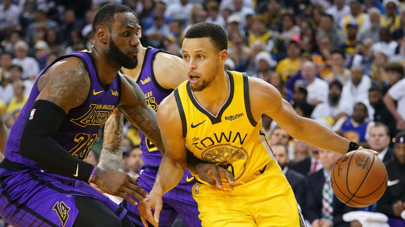 Curry LeBron Lakers Will U0026 39 Regroup U0026 39 Next Season
