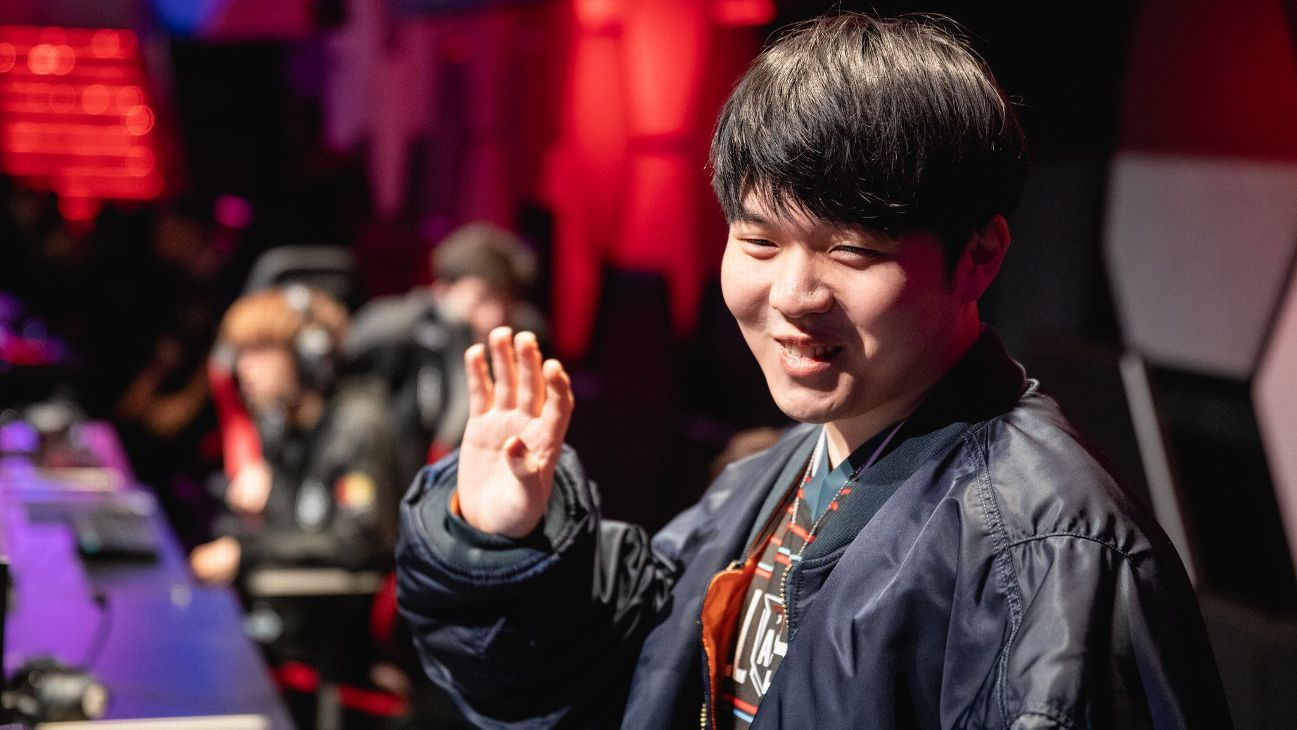 Faker vs. Rookie is the worlds showdown we all want to see