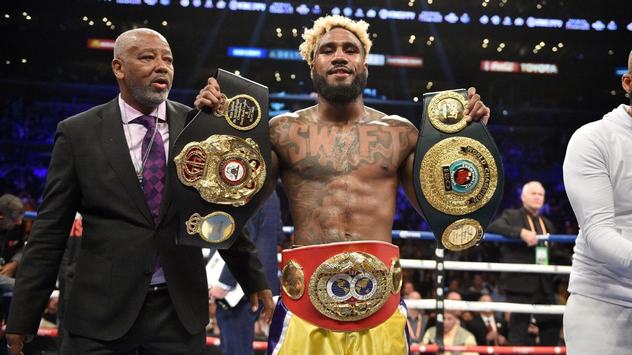 Hurd to face Williams in jr. middleweight defense