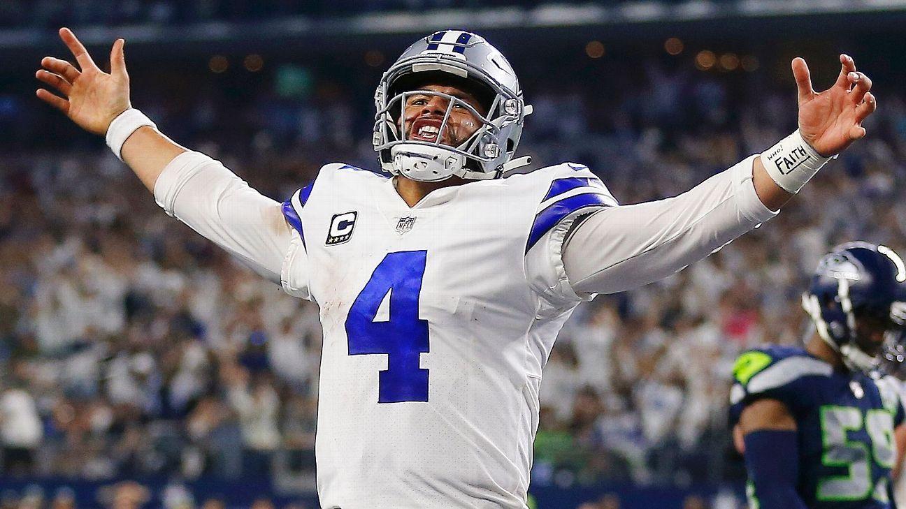 Dak is back: Why the Cowboys have zero concerns about Prescott thumbnail