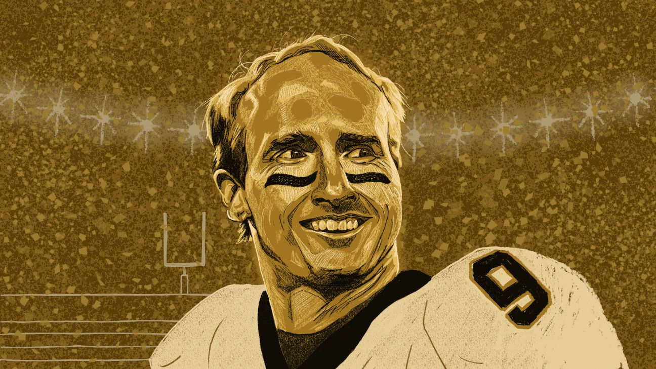 Drew Brees turns 40: Untold stories of an ultracompetitive QB