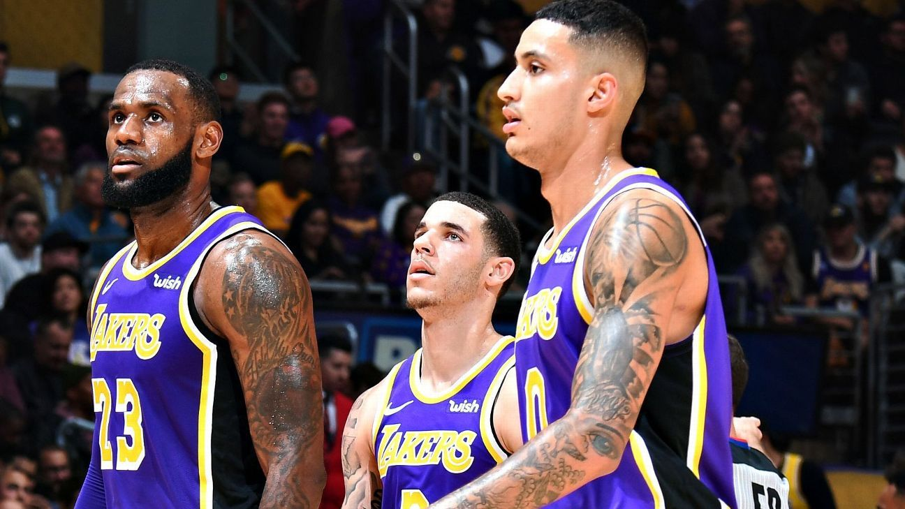 Do the Lakers have a No. 2 option behind LeBron  b9ac9b0fa