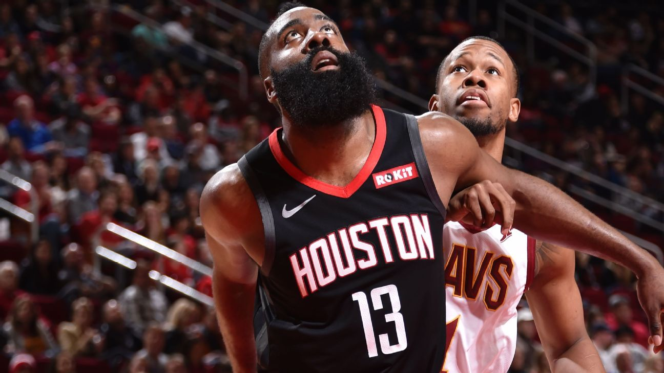 7fe09ce5ac9f James Harden of Houston Rockets logs another historic triple-double