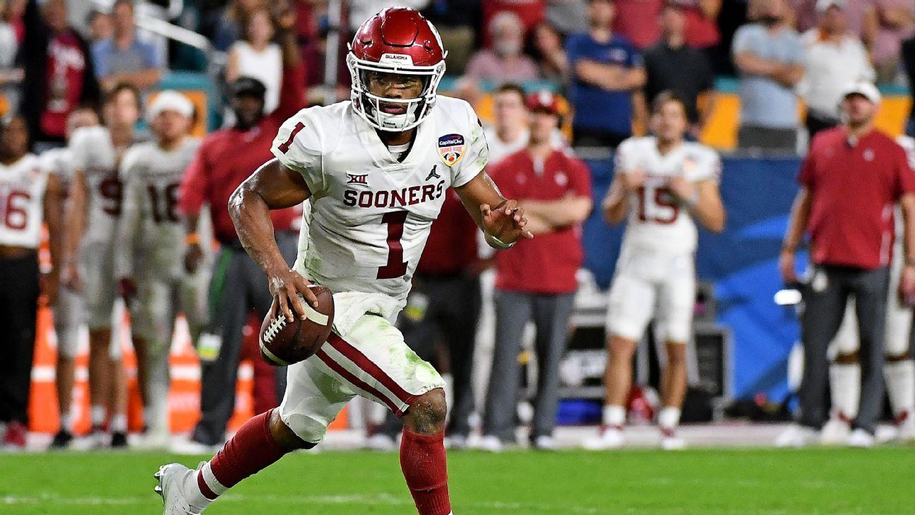 Kyler Murray declares for 2019 NFL draft - Answering