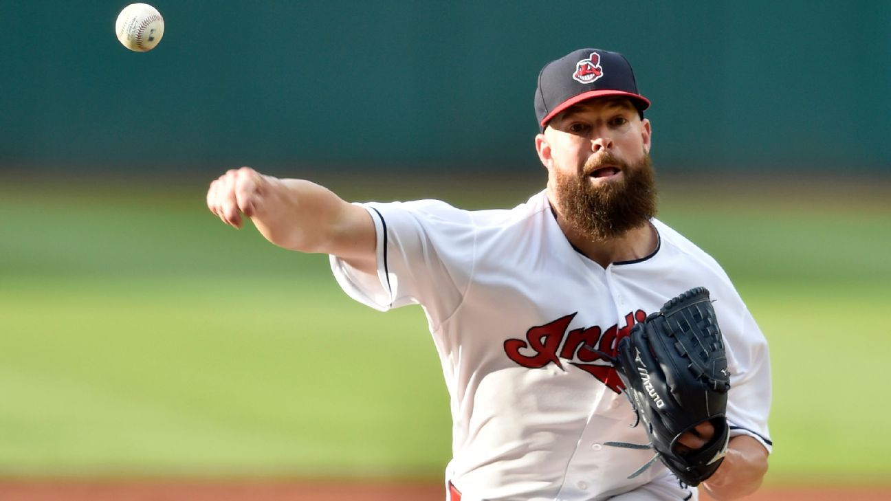 Corey Kluber and A.J. Pollock turning the Reds into contenders? A swap of former No. 1 prospects? Dallas Keuchel teaming up with Manny or Bryce? Here's how we're hoping the rest of the hot stove season plays out.