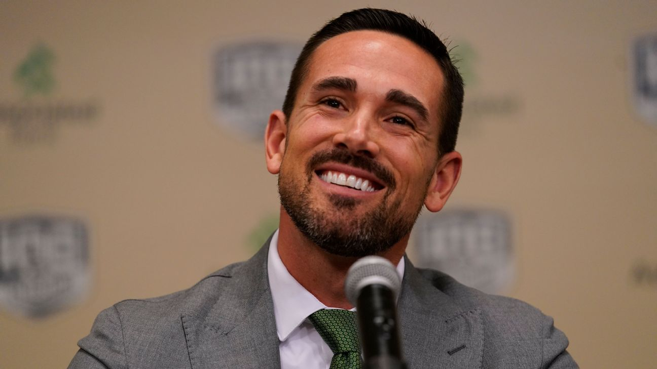 The story of Matt LaFleur's rise isn't merely how he got one of the most coveted jobs in sports, but rather how he got to the NFL in the first place.