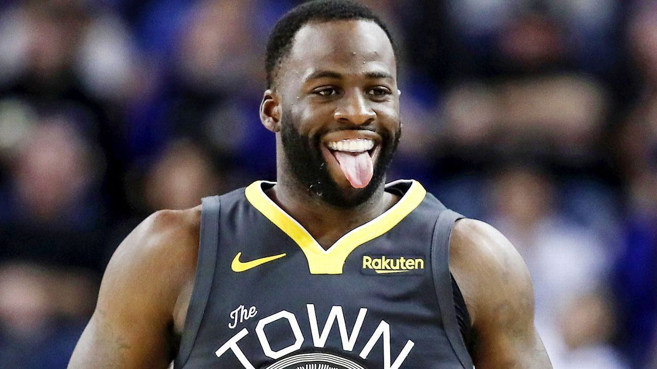 73b0c9634eaf Draymond signs with Klutch   Right move for me
