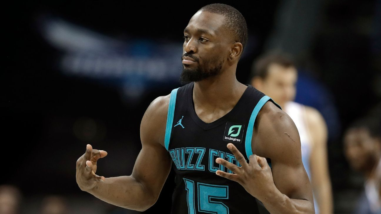 e548a15e2041 Kemba Walker expects  crazy  reaction at All-Star Game on Charlotte  Hornets  home court