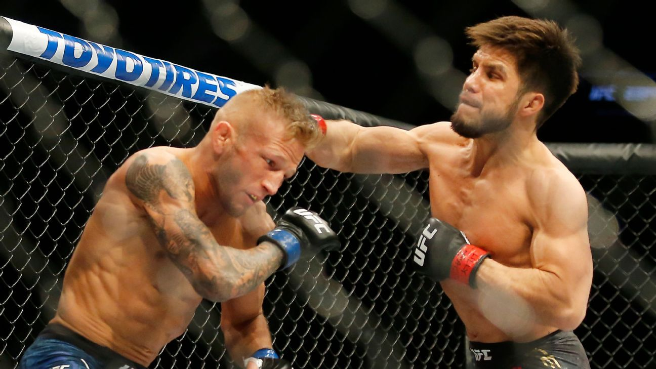 Is Henry Cejudo a flyweight savior or bantamweight challenger?