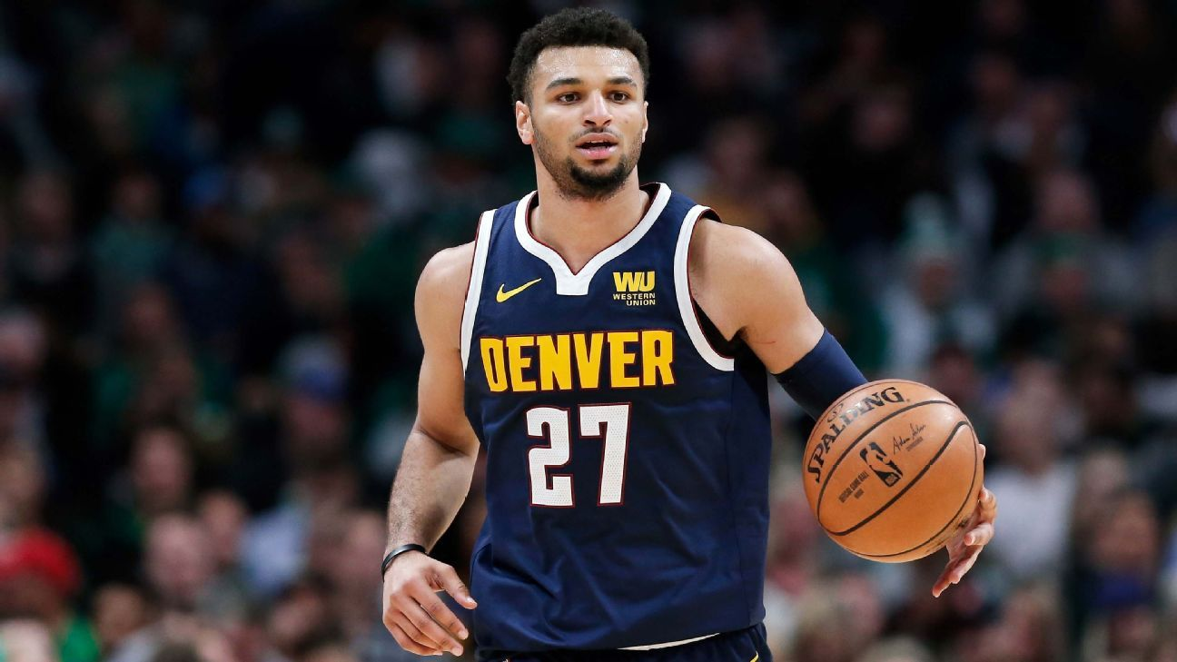 51dabba04ca8 From Ontario to the NBA  How Jamal Murray was raised to become a star