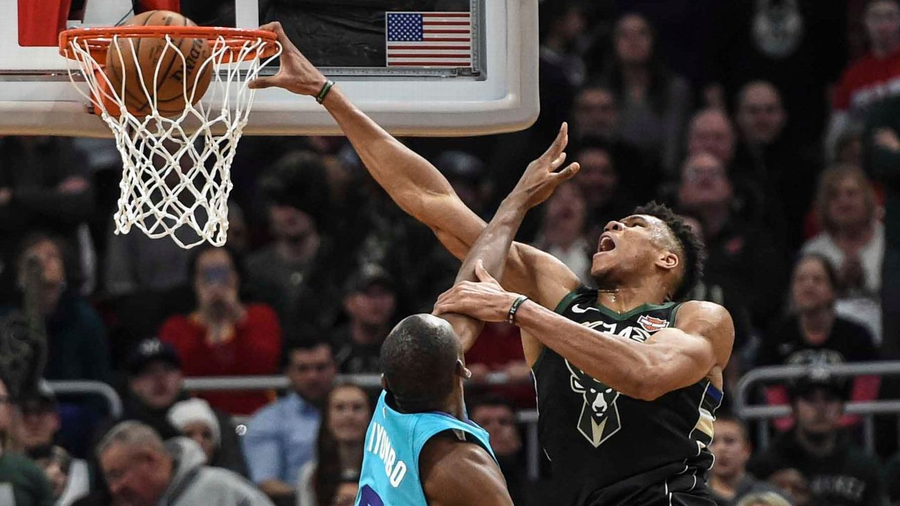 Image result for giannis bismack biyombo