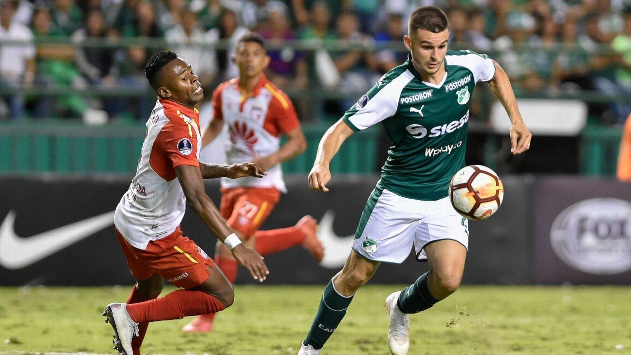 Deportivo Cali hizo oficial salida de Benedetti al América e3994d95672d9