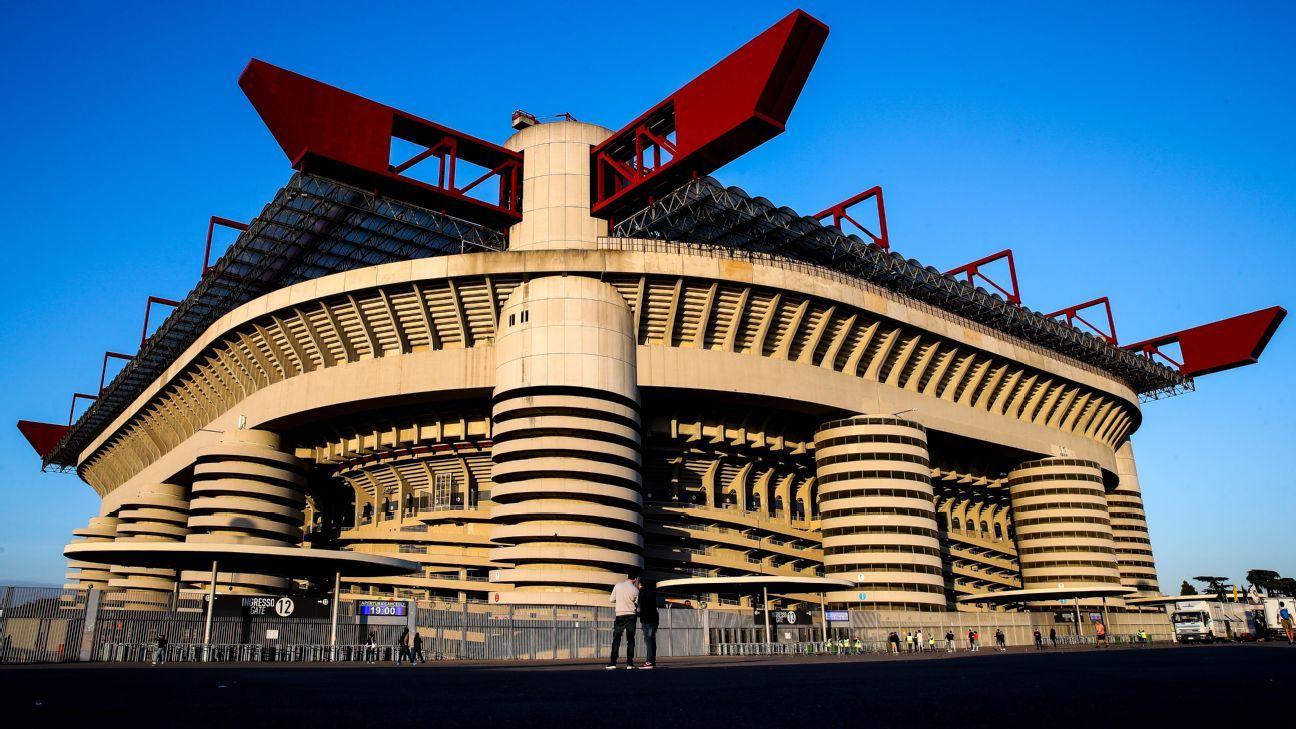 Coronavirus outbreak forces Inter's Europa League match behind closed doors - ESPN