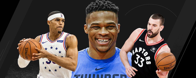 ab944702db Power Rankings  Caras nuevas en el Este  más historia para Westbrook