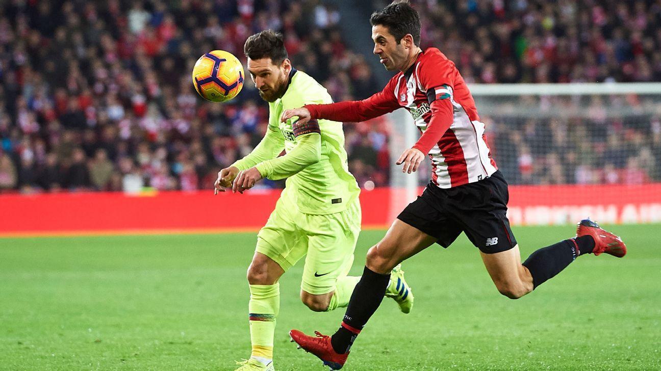 Athletic Bilbao vs. Barcelona - Reporte del Partido - 10 ...