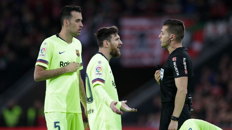 Athletic Bilbao vs. Barcelona - Football Match Summary ...