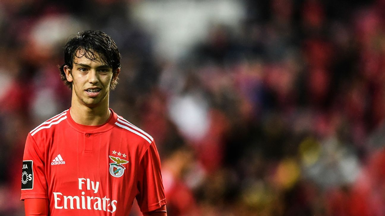 No Offers Yet For New Ronaldo Felix Benfica
