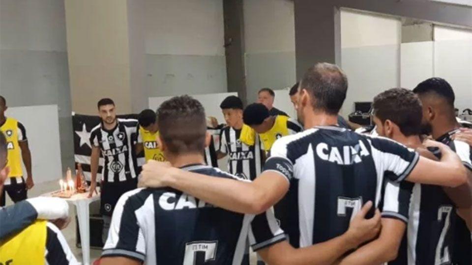 10a29bbbc570b Botafogo bate o Campinense na Paraíba e avança na Copa do Brasil