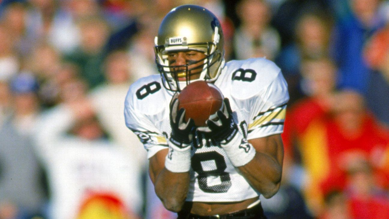 Former Colorado and Seahawks player Anthony