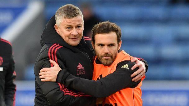 Manchester United's win at Chelsea thanks to Solskjaer's game plan - Mata