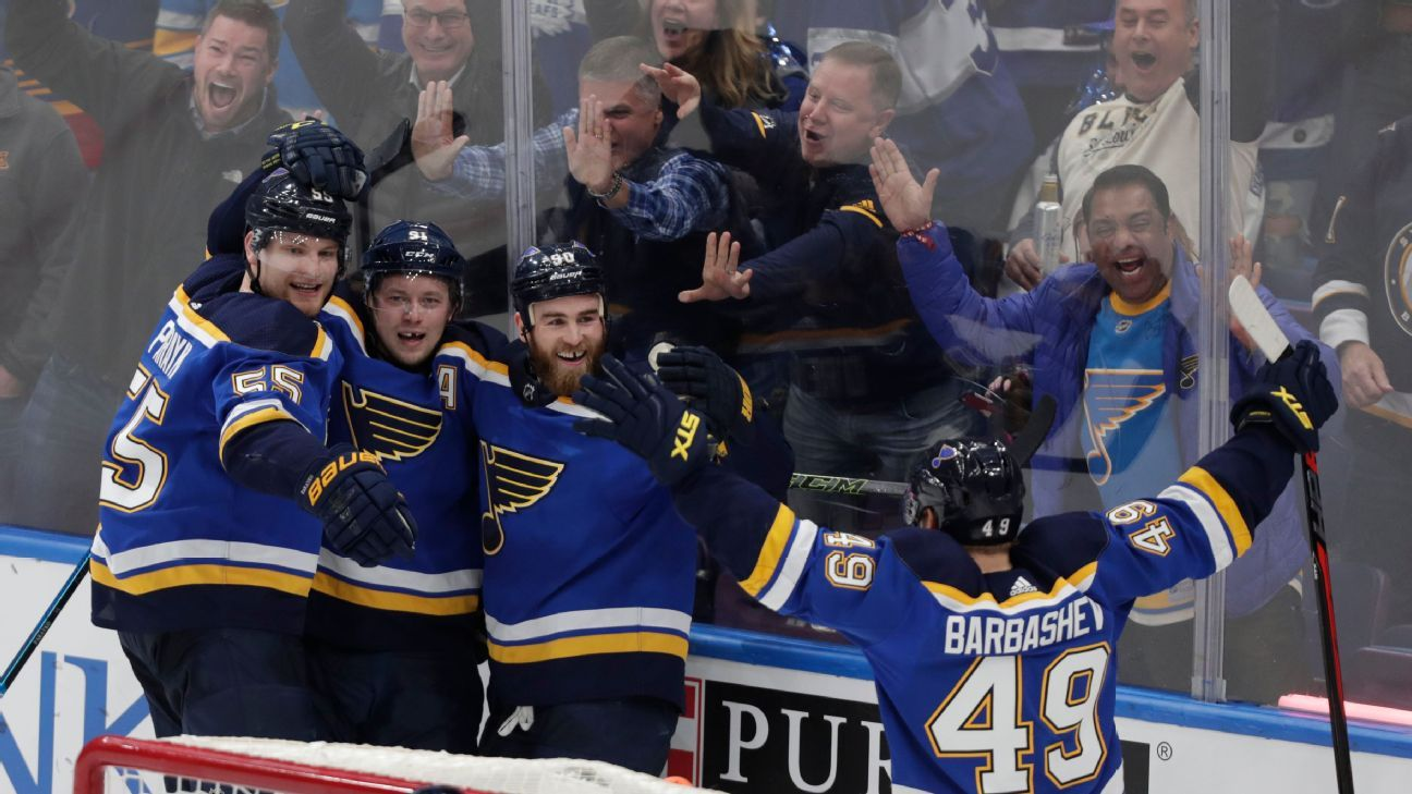 How the Blues saved their season