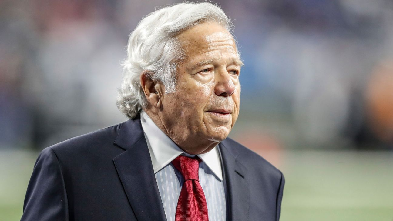 Attorneys for two of the women charged in a Florida prostitution sting are asking a judge to hold police and prosecutors in contempt of court following reports that someone was shopping around undercover video of New England Patriots owner Robert Kraft.