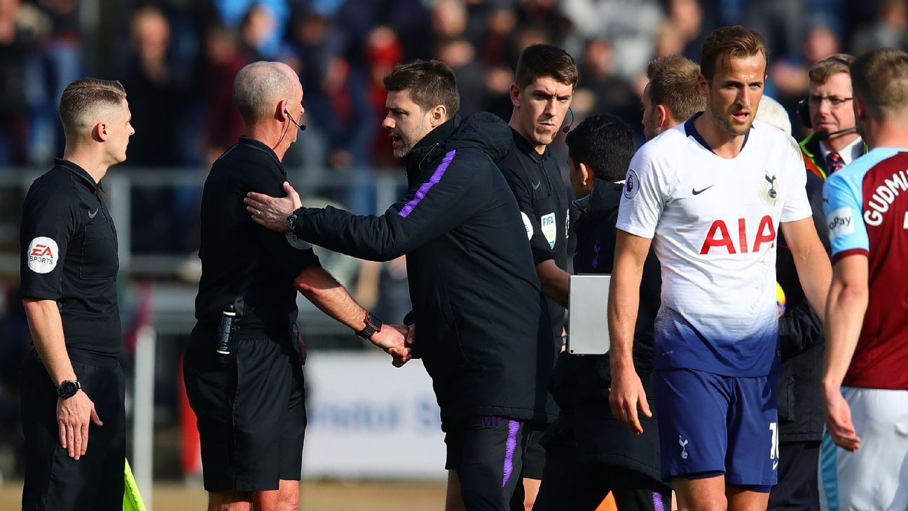 Poch: I made mistake in confronting ref