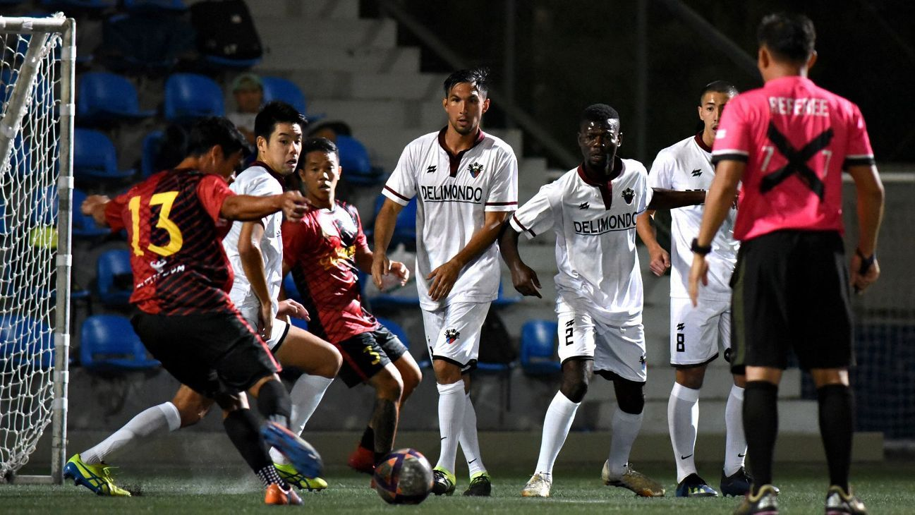 Stallions Laguna, Futbol Funatics lead Match Day 4 winners