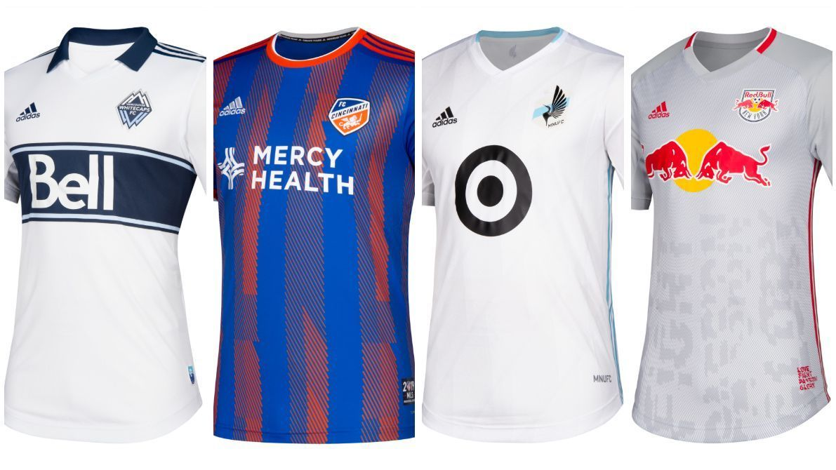 eb5309745 Ranking MLS  new-for-2019 shirts