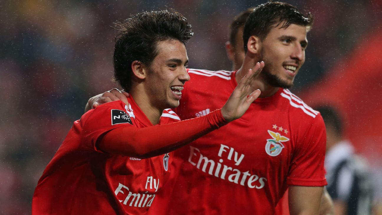 Benfica set to increase release clause of 'new Ronaldo' Felix amid Man Utd link