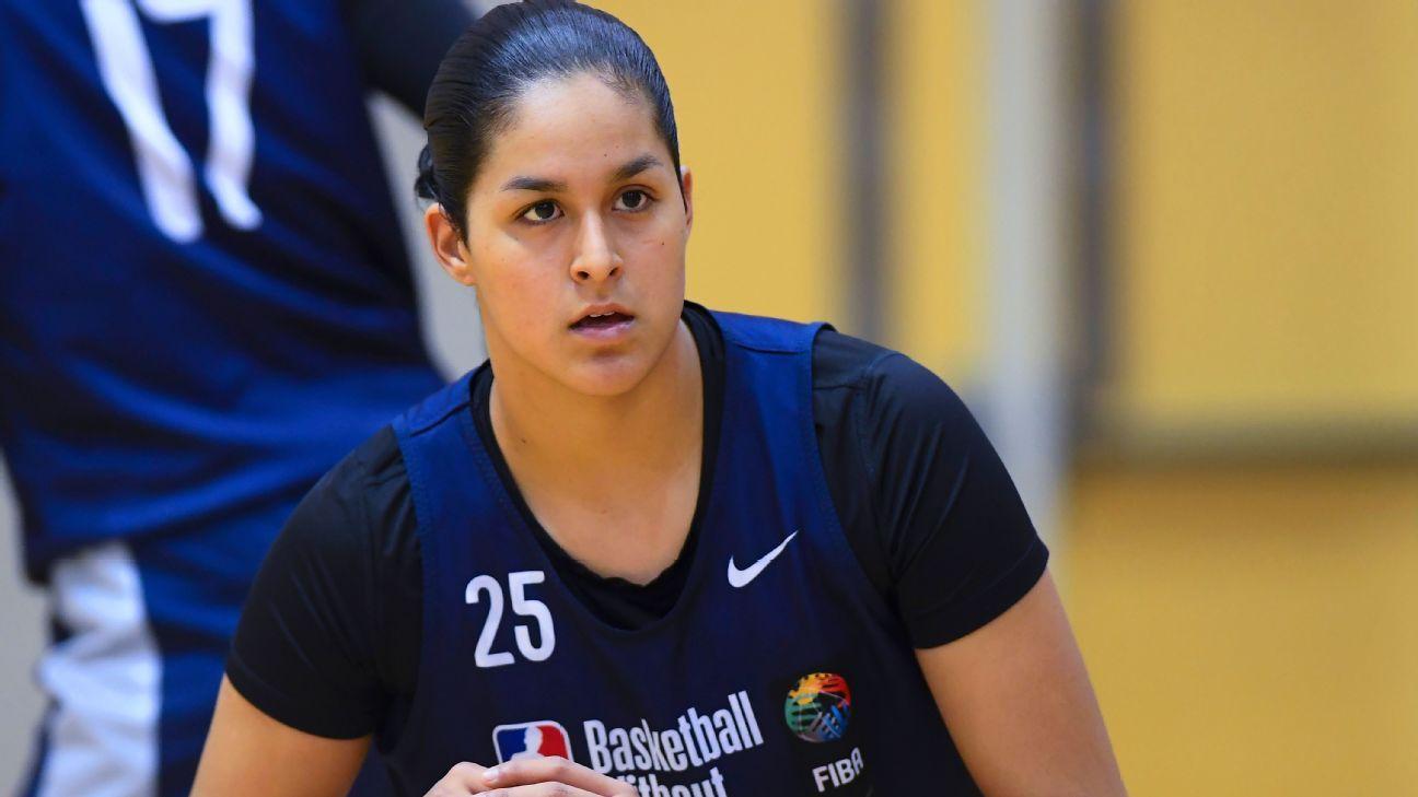 Mariana Valenzuela, la basquetbolista mexicana que sueña con Juegos Olímpicos y la WNBA