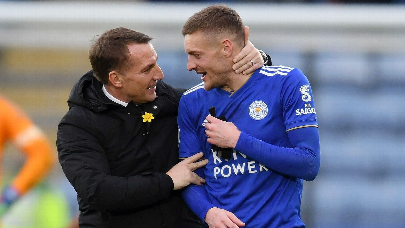 Rodgers' Leicester might be better than Ranieri's but can they stop Liverpool and Manchester City?