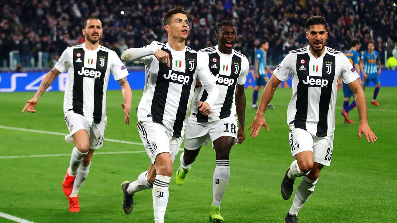 14dd749d4 Juventus vs. Atletico Madrid - Football Match Report - March 12 ...
