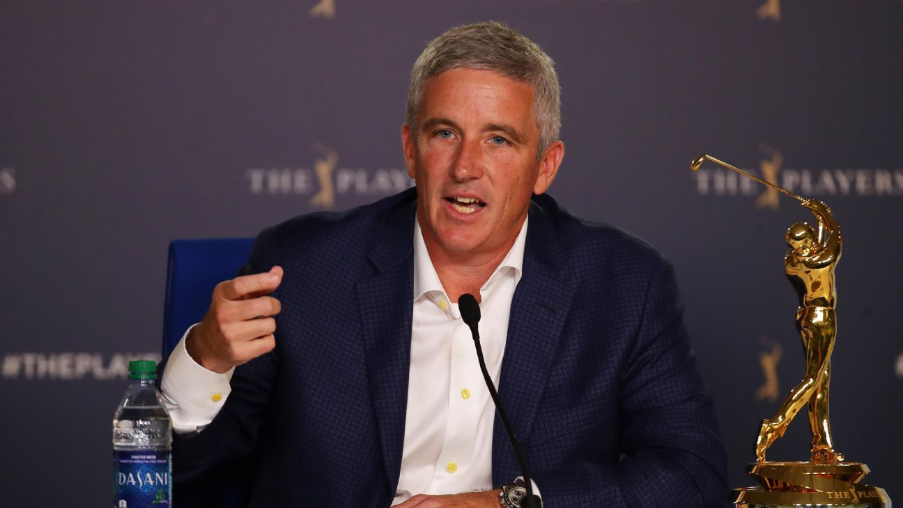 PGA Tour won't come up with its own rulebook