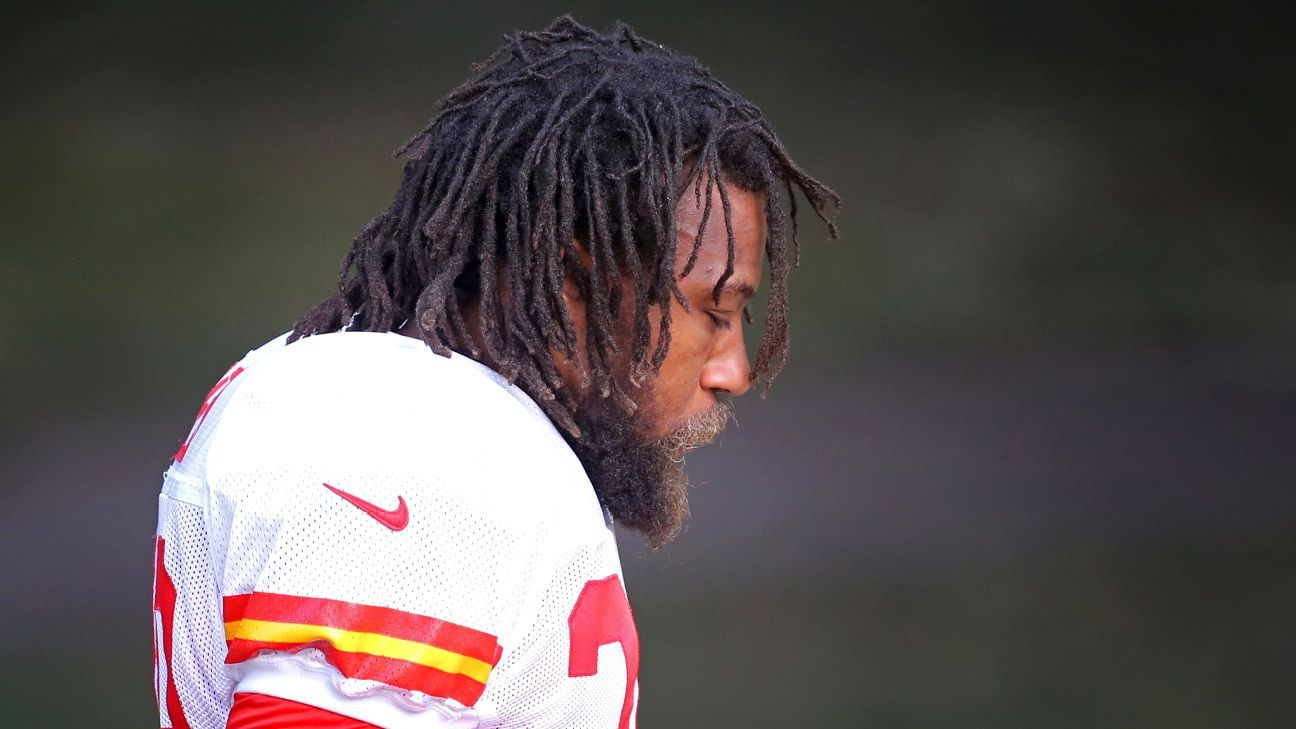 Eric Berry, loved and respected by the Chiefs, provided moments of brilliance and leadership, but spent too many days on the sideline.