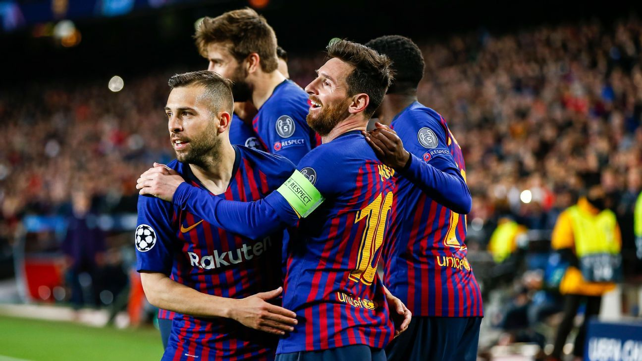 eb9285d16 Barcelona s resilience and late goals should have Man United worried in UCL