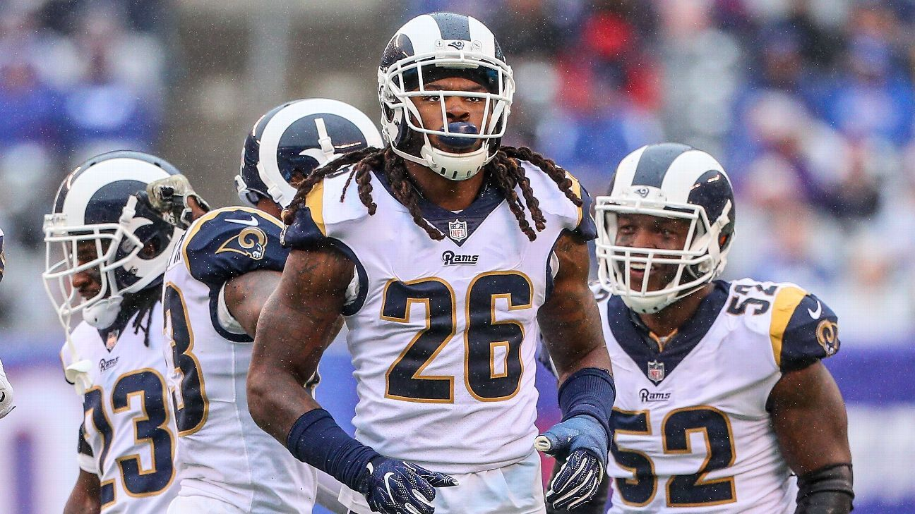36f7cbf5279 Pittsburgh Steelers  2019 free-agent signings  LB help arrives with Mark  Barron - Pittsburgh Steelers Blog- ESPN