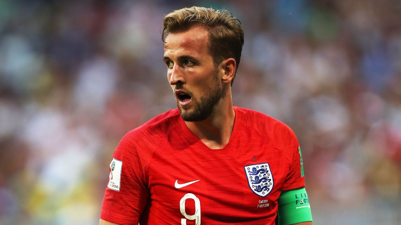 Tottenham's Kane could return for England's Nations League matches