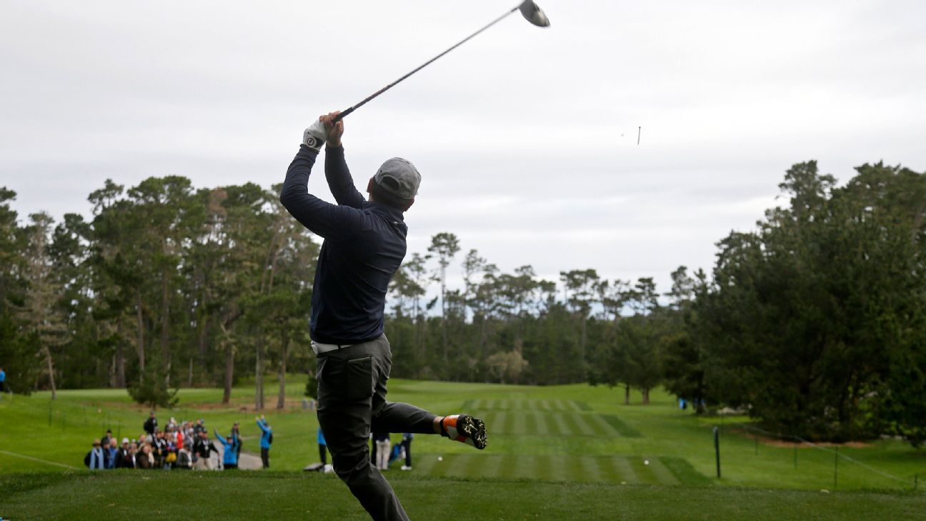 Tiny oral history: Aaron Rodgers' favorite viral golf swing