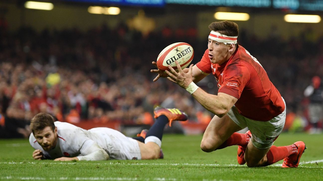 Wales wing Adams to join Cardiff Blues as Scarlets trio agree extensions