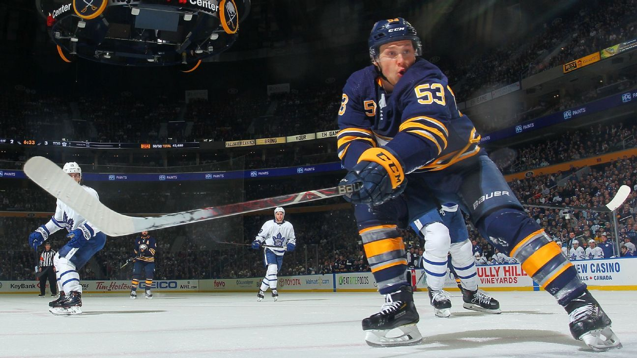 Looking ahead for the Buffalo Sabres: Decision looms on Jeff Skinner